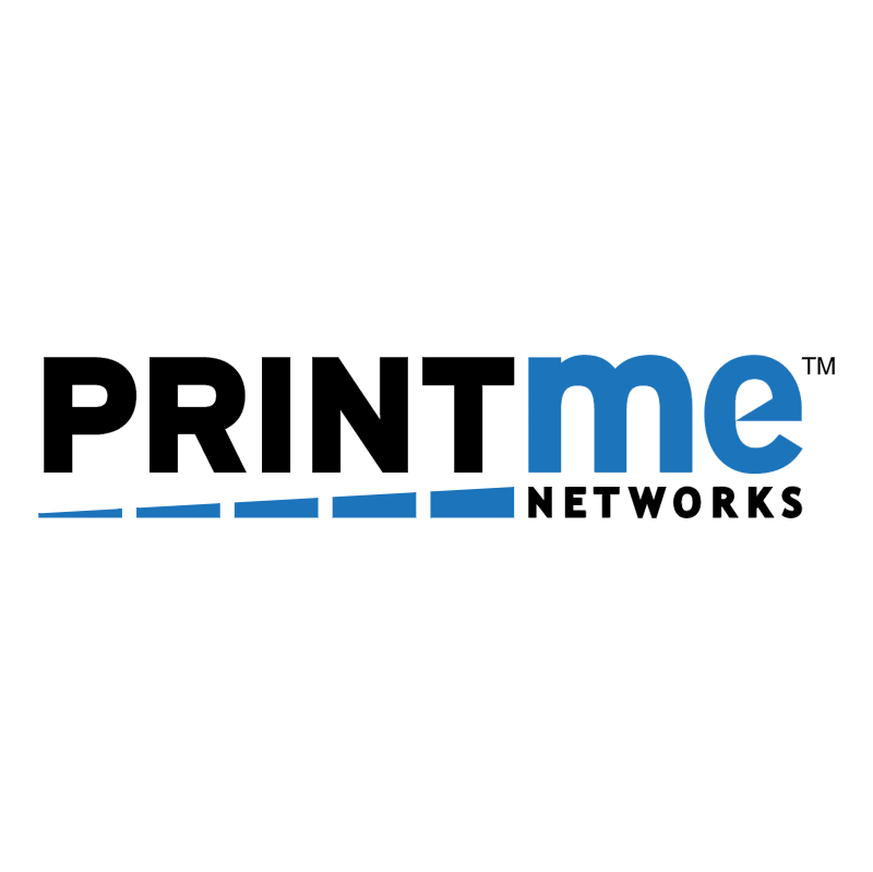 PrintMe Networks vector