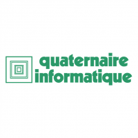 Quaternaire Informatique vector