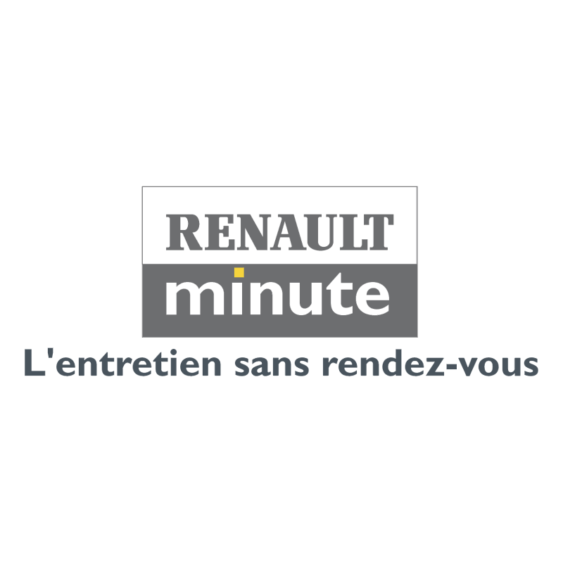 Renault Minute vector