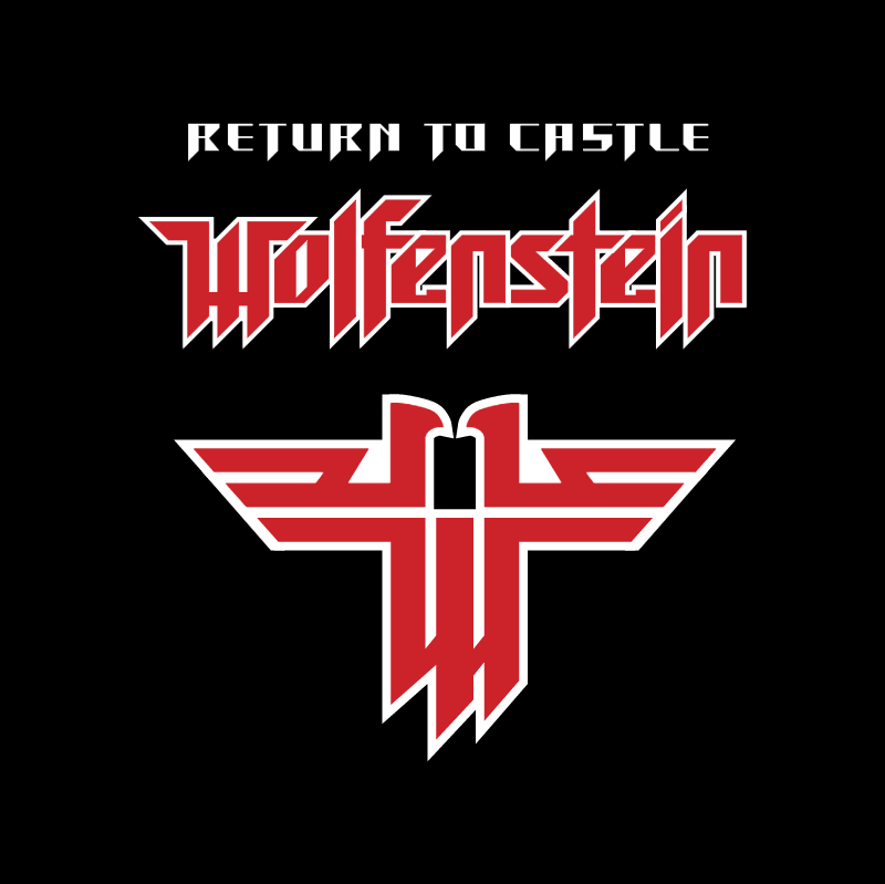 Return to Castle Wolfenstein vector logo