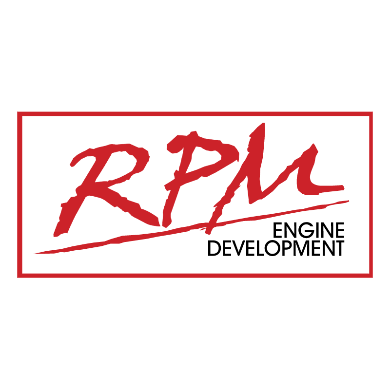 RPM Engine Development vector