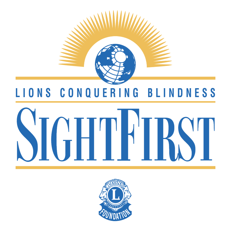 SightFirst vector logo