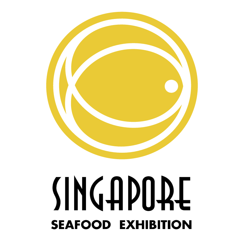 Singapore Seafood Exhibition vector