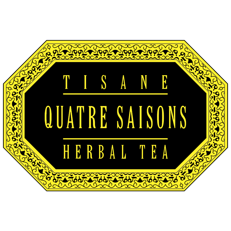 Tisane Quatre Saisons vector