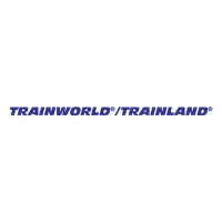 Trainworld Trainland vector