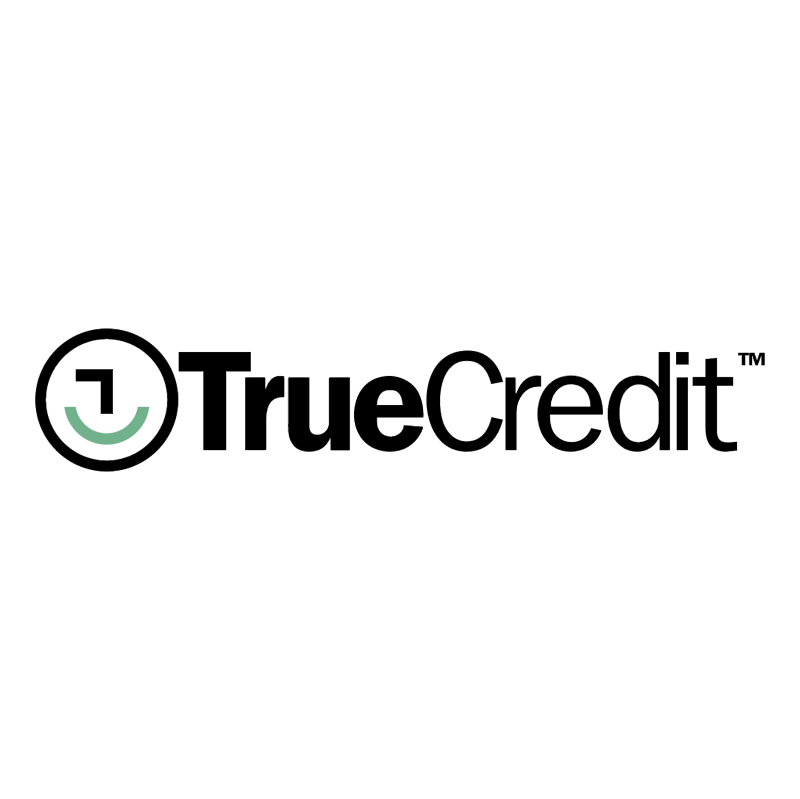 TrueCredit vector logo