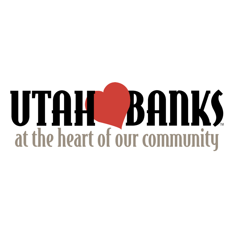 Utah Banks vector logo