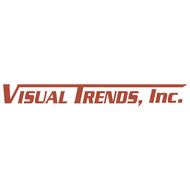Visual Trends vector