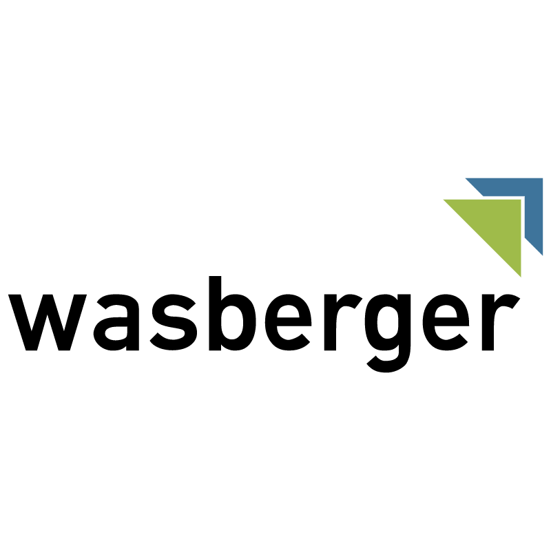 Wasberger vector logo