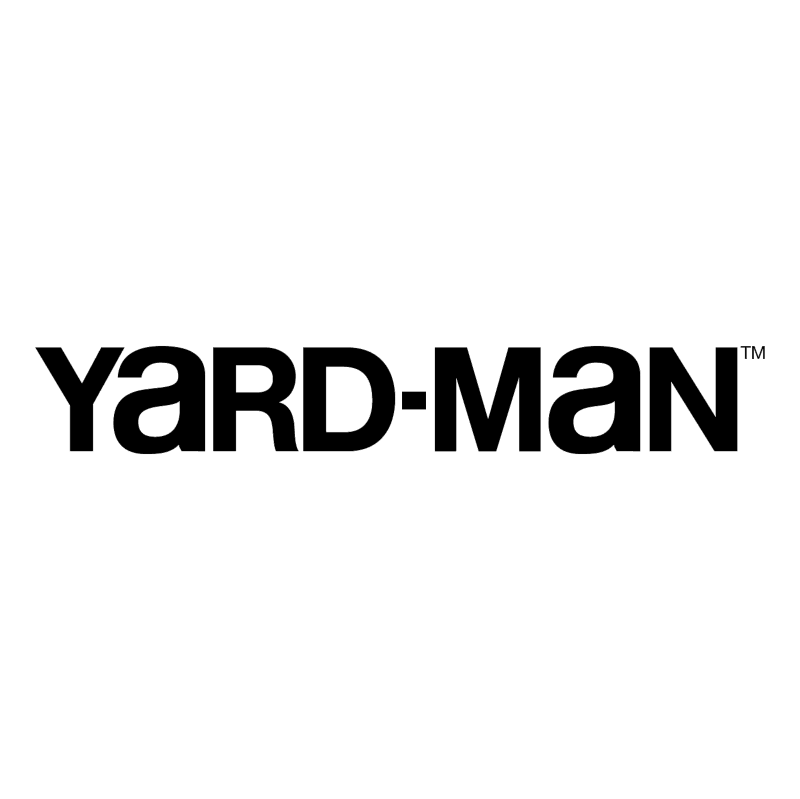 Yard Man vector
