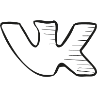 Vk Draw Logo vector