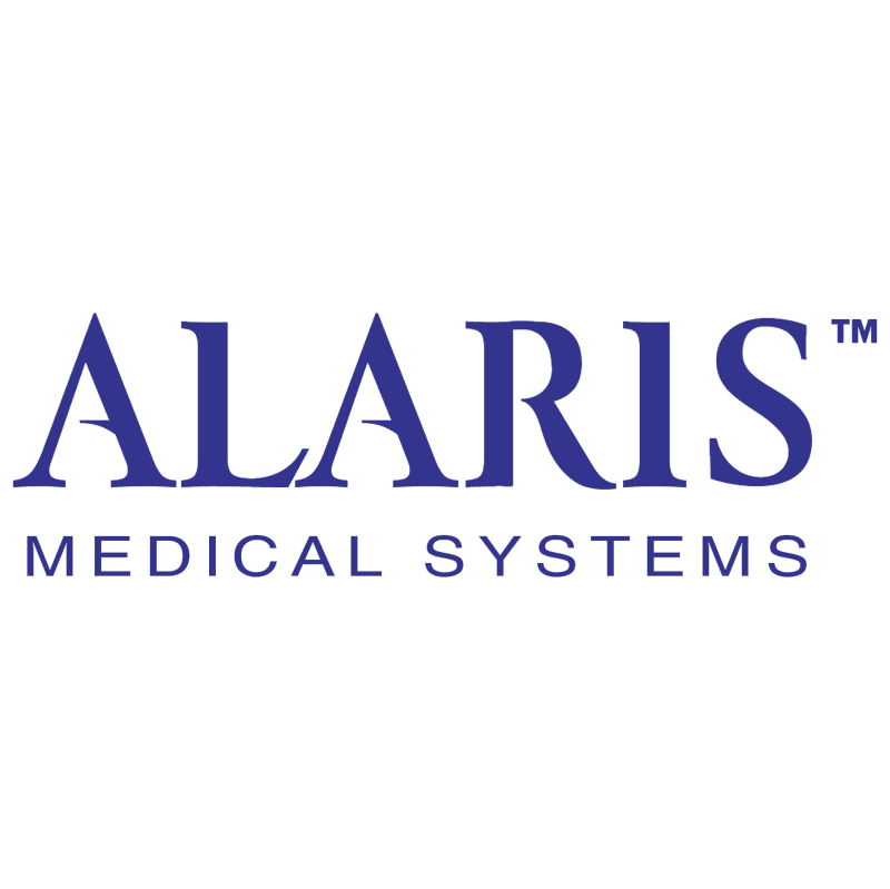 Alaris Medical Systems 8842 vector
