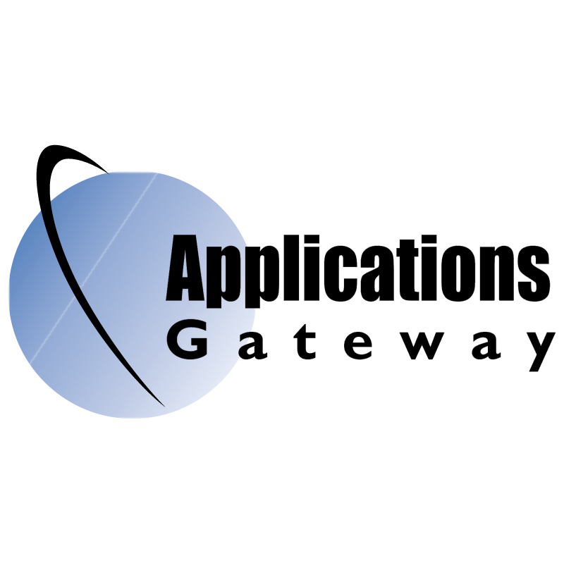 Applications Gateway vector logo