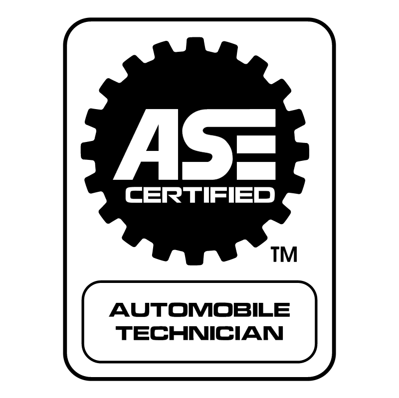ASE Certified 55186 vector
