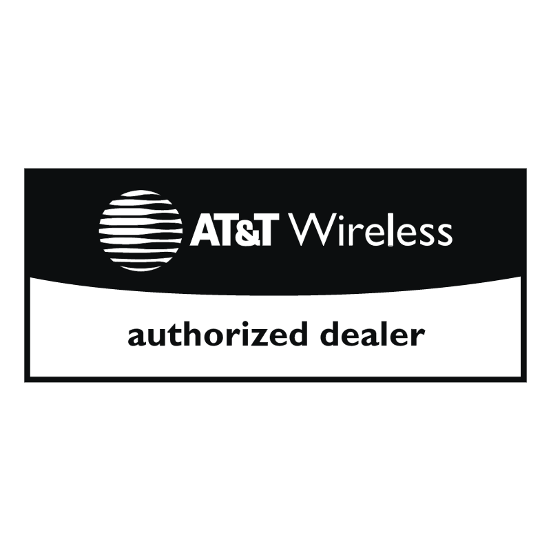 AT&T Wireless vector logo