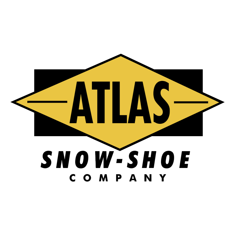 Atlas Snow Shoe 71890 vector