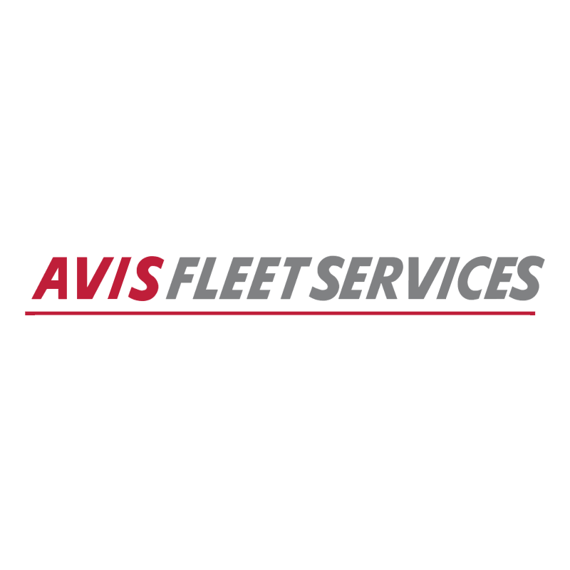 Avis Fleet Services 83242 vector