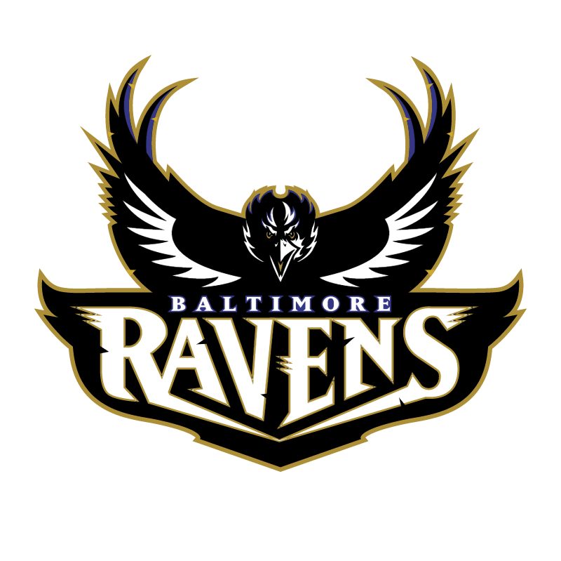 Baltimore Ravens 43090 vector