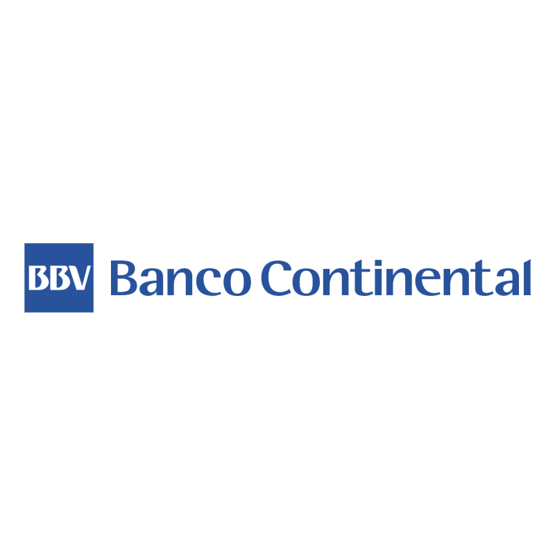 BBV Banco Continental vector