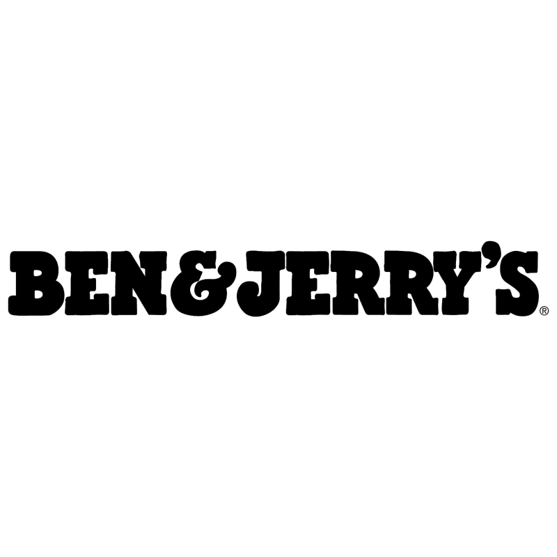 Ben Jerry's 4528 vector logo