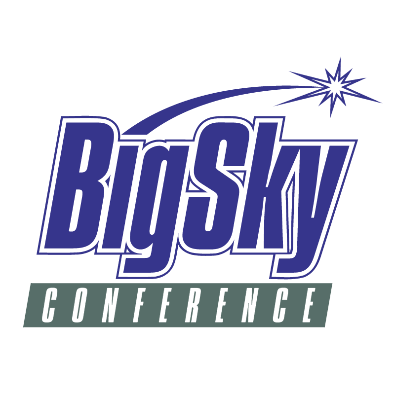 Big Sky Conference vector logo