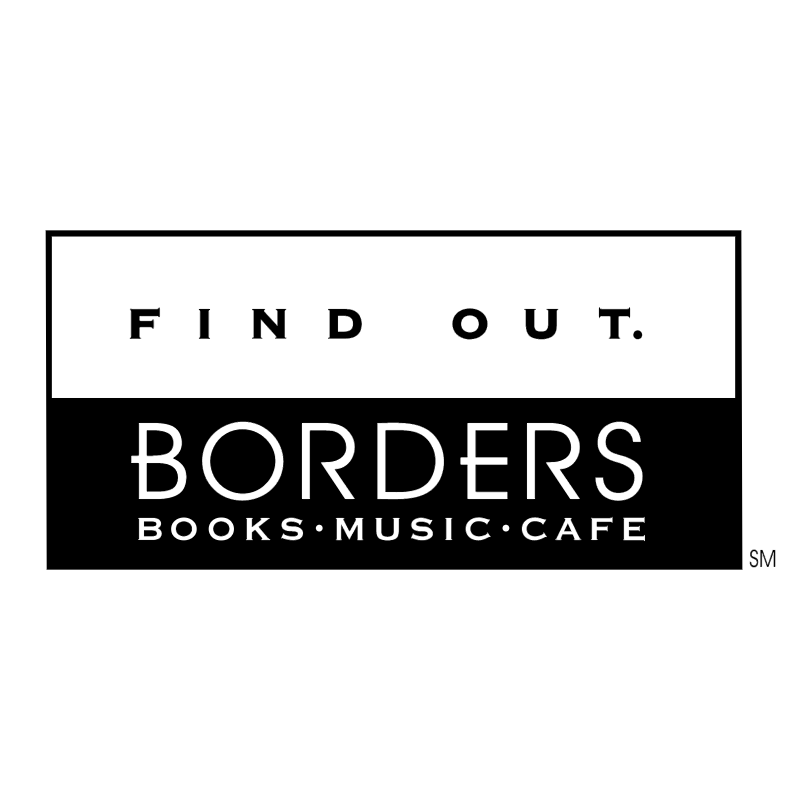 Borders 55508 vector logo