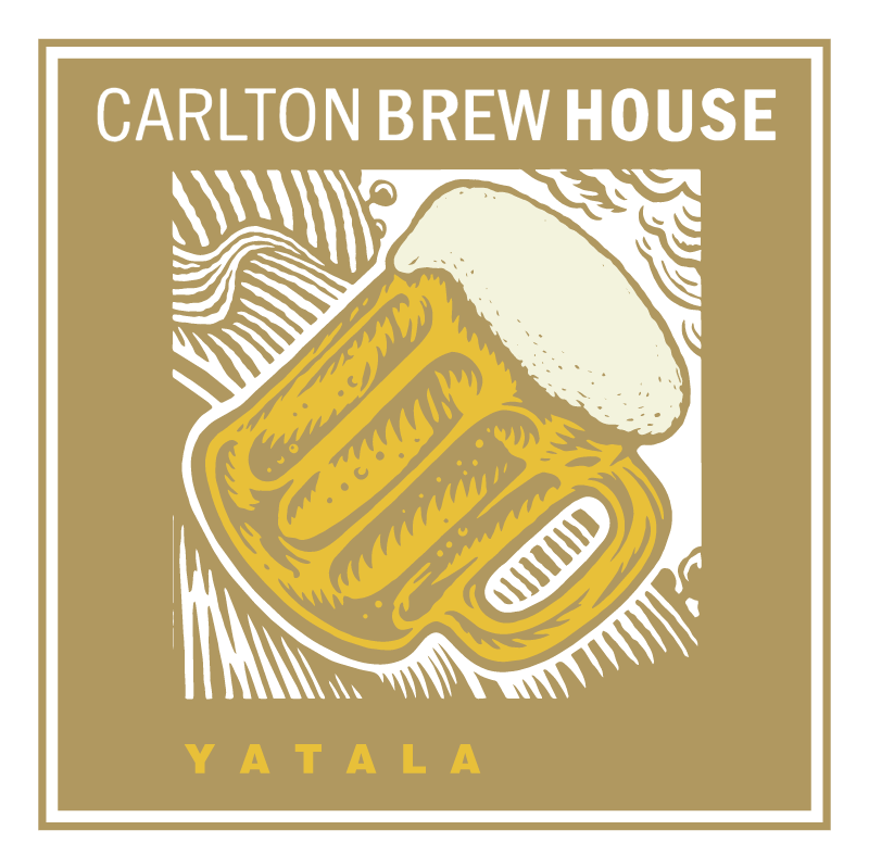 Carlton Brew House vector