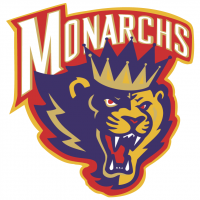 Carolina Monarchs vector