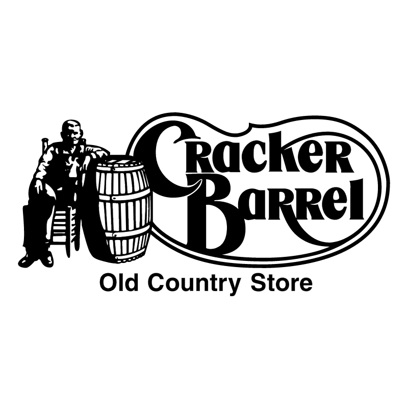 Cracker Barrel vector logo