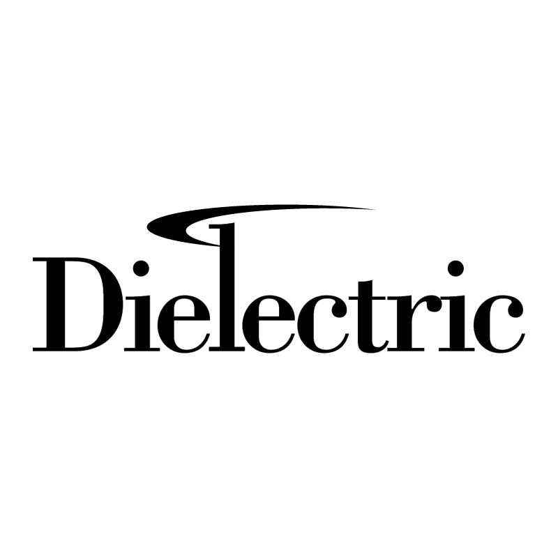 Dielectric vector logo