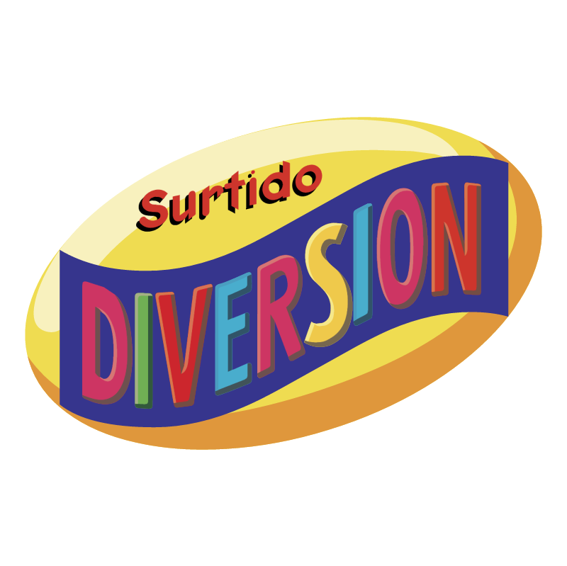 Diversion vector logo