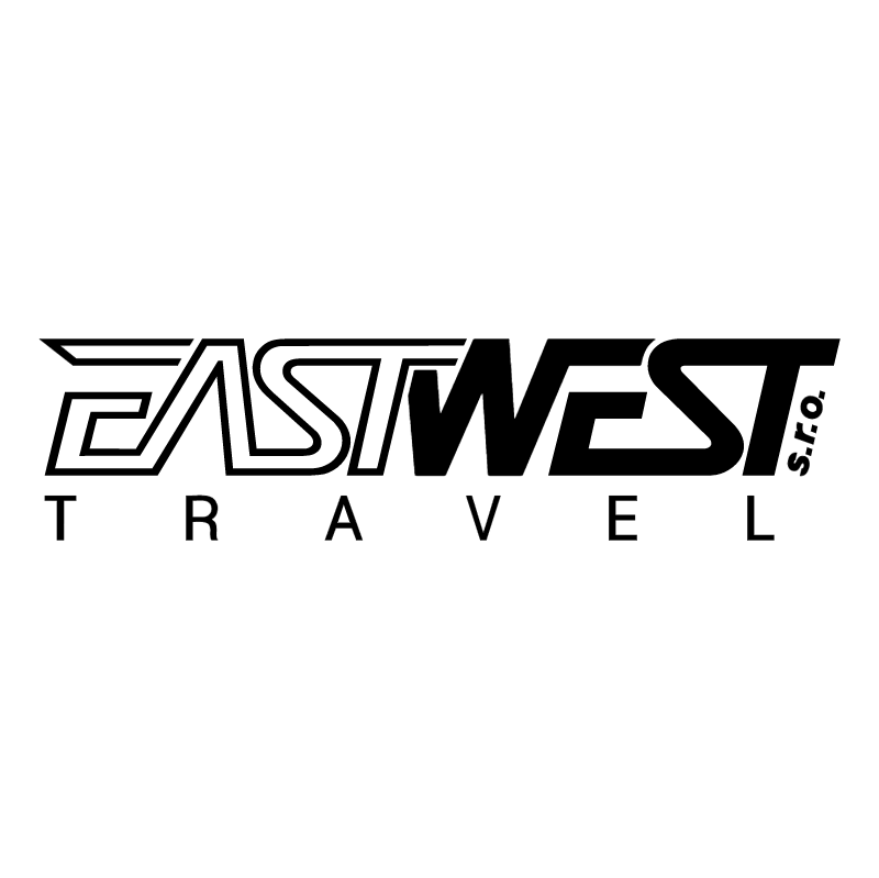 EastWest Travel vector