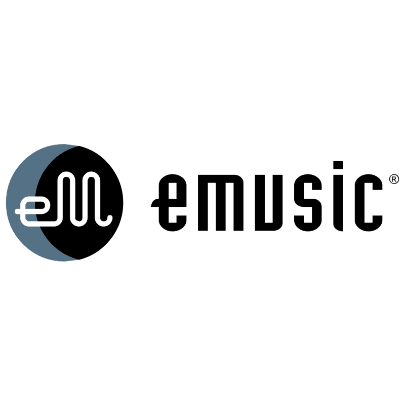 EMusic vector logo
