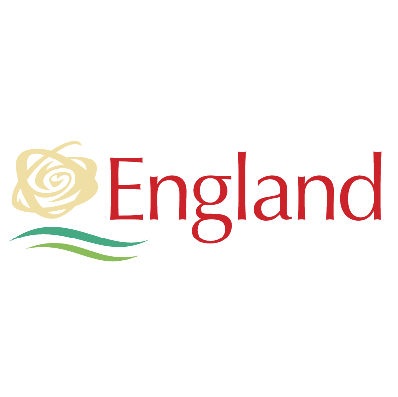 English Tourism vector logo