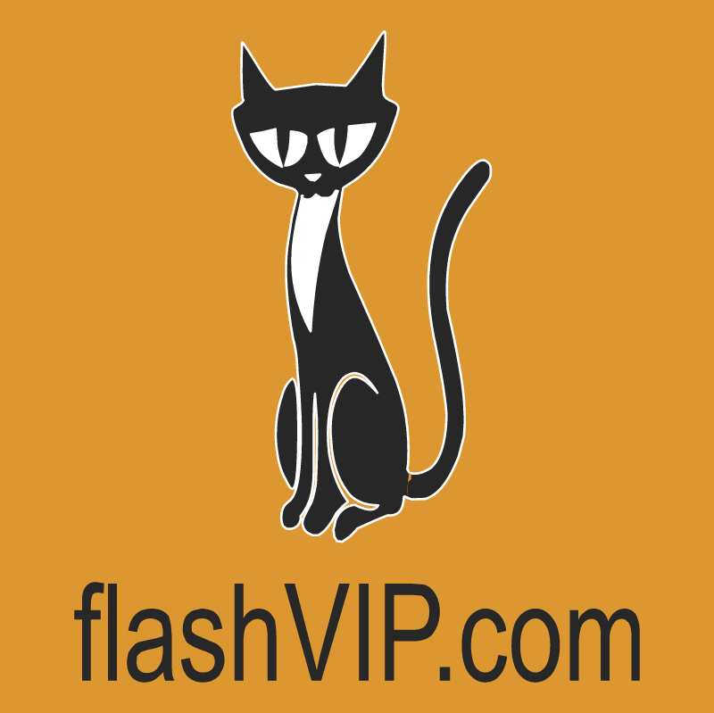 flashVIP vector