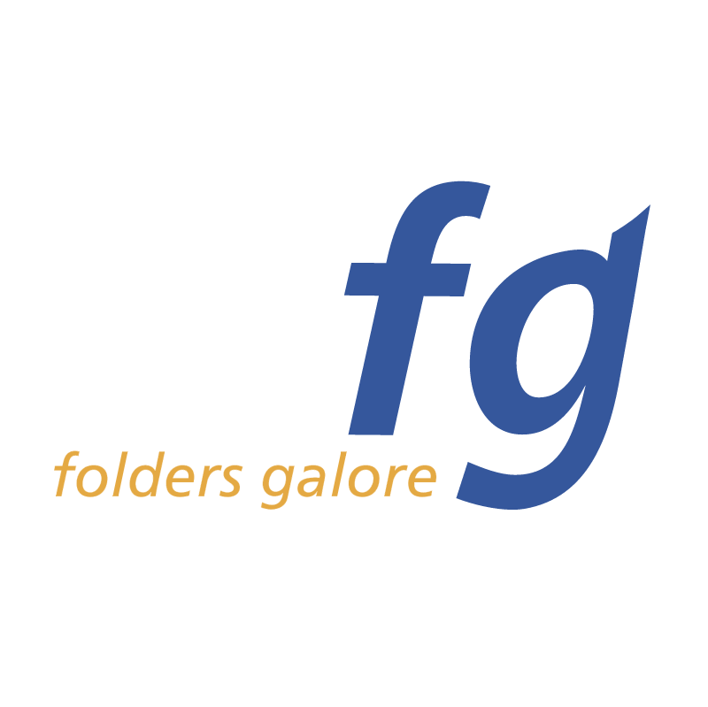 Folders Galore vector