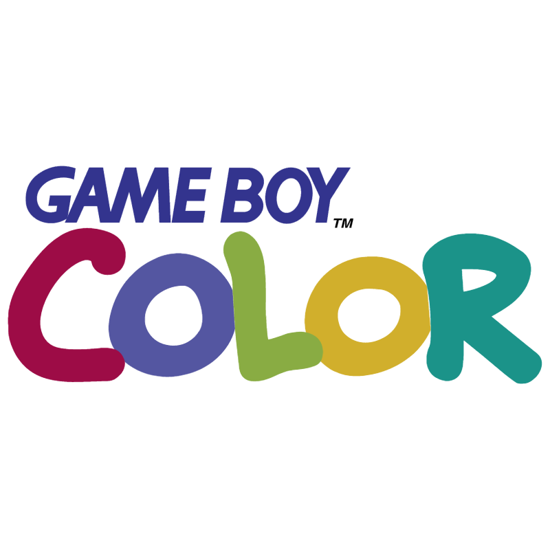 Game Boy Color vector logo
