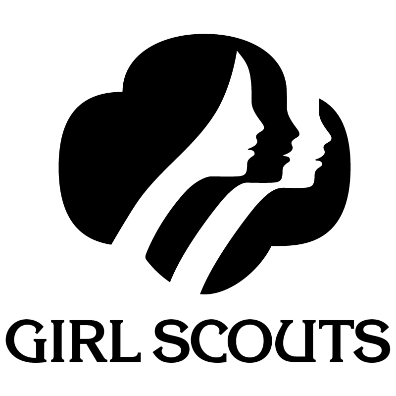 Girl Scouts vector