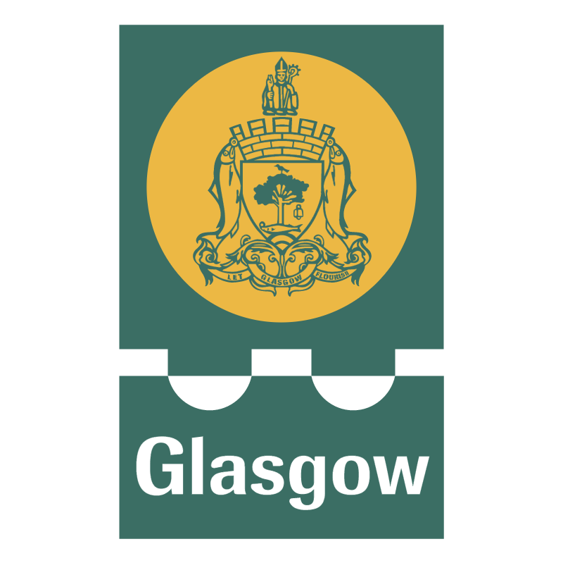 Glasgow vector logo