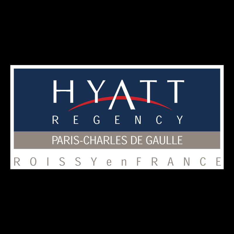 Hyatt Regency Paris vector