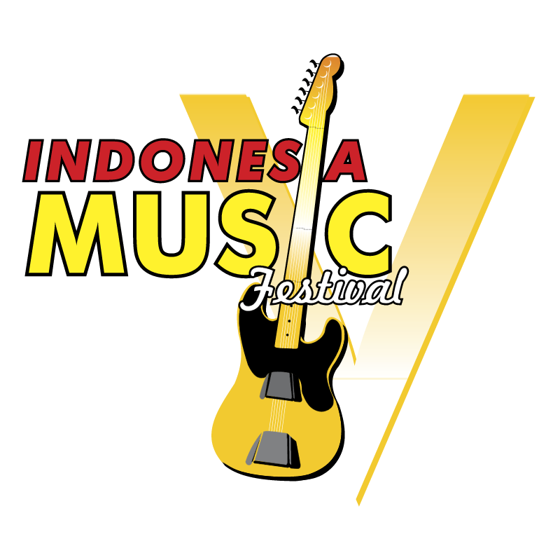 Indonesia Music Festival vector