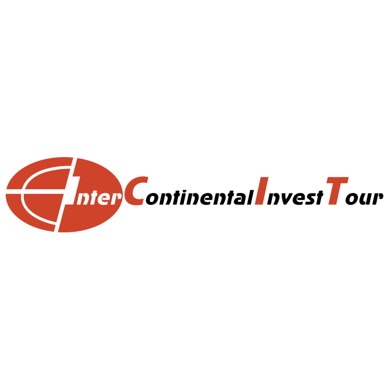 Inter Continental Invest Tour vector