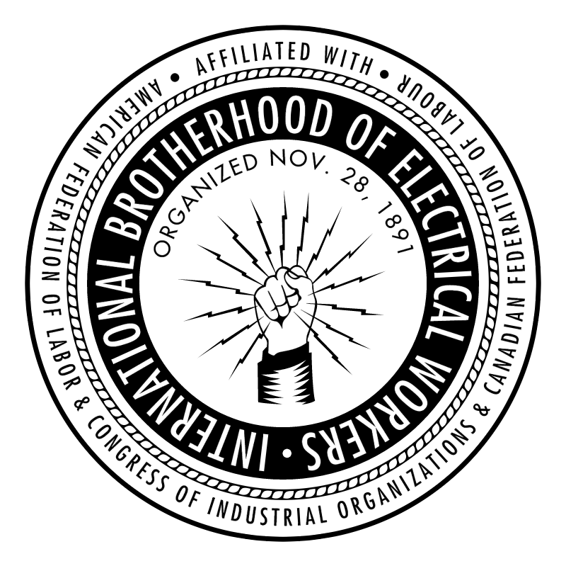 International Brotherhood Of Electrical Workers vector logo