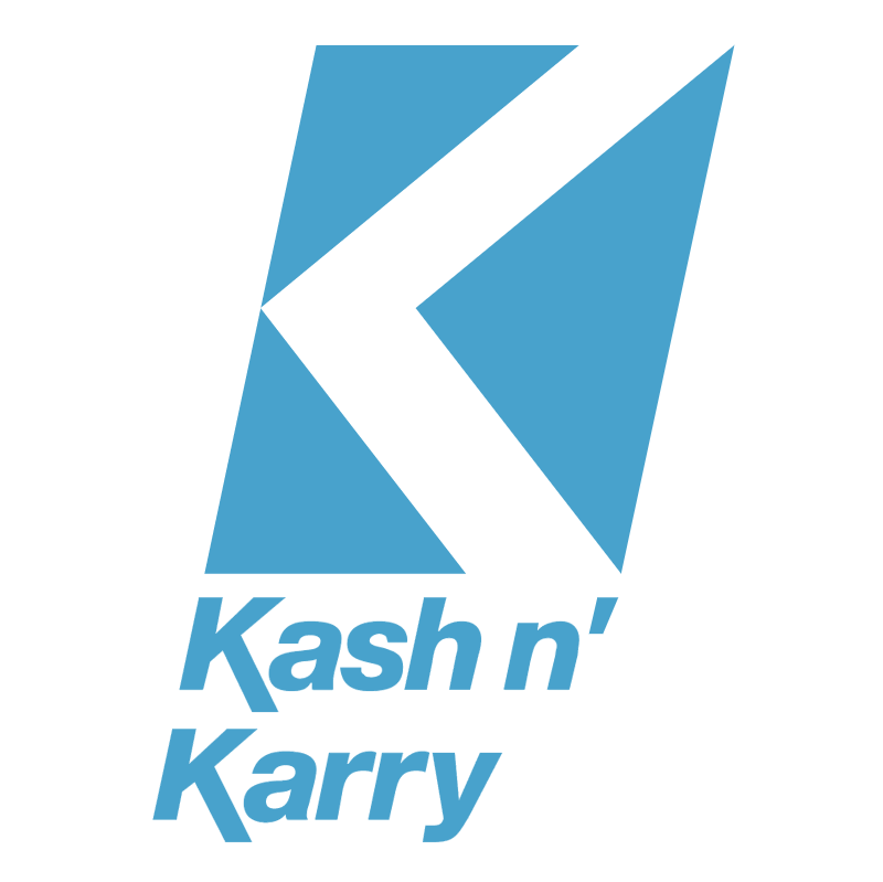 Kash n' Karry vector logo