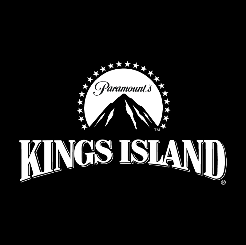 Kings Island vector logo