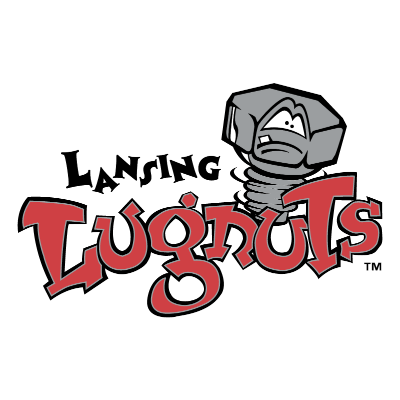 Lansing Lugnuts vector
