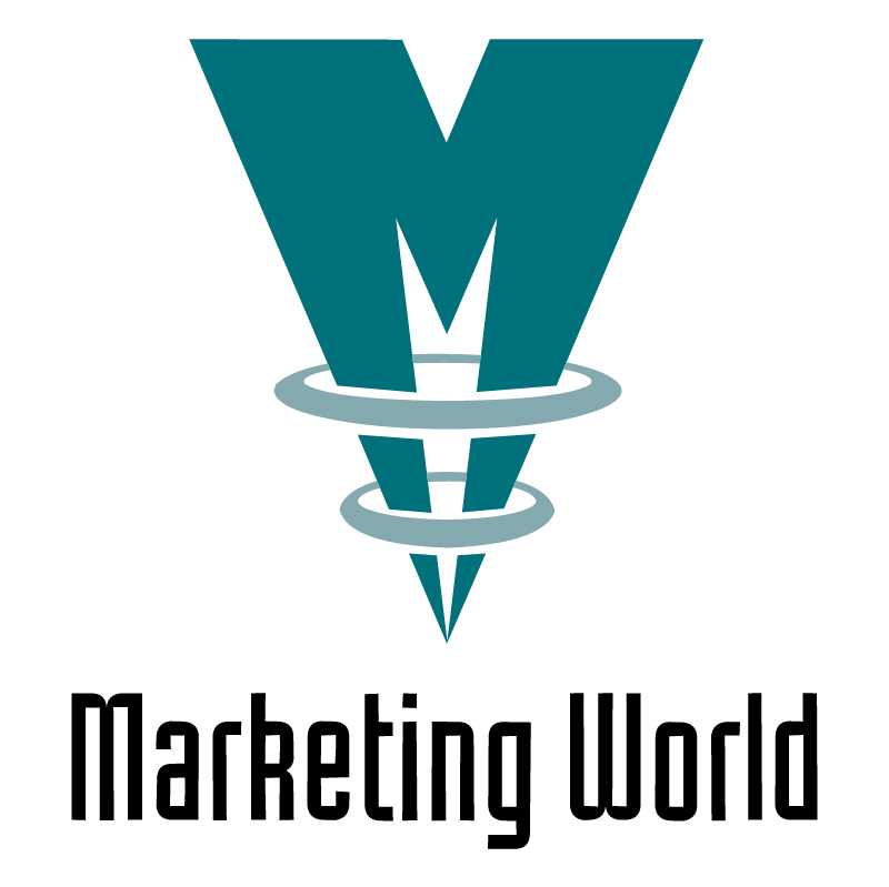 Marketing World vector