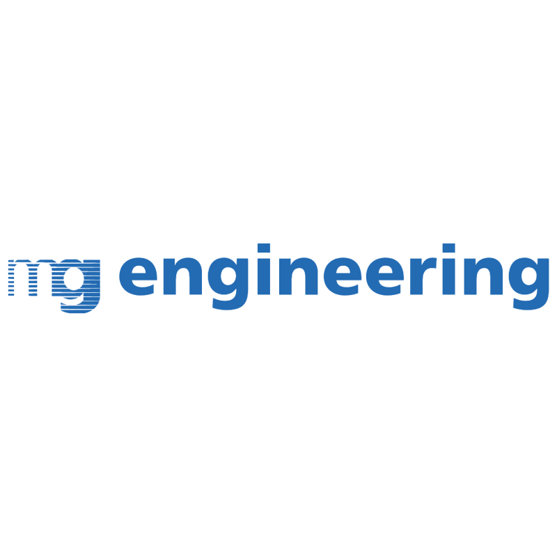MG Engineering vector logo