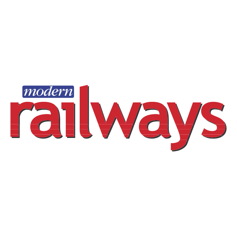 Modern Railways vector