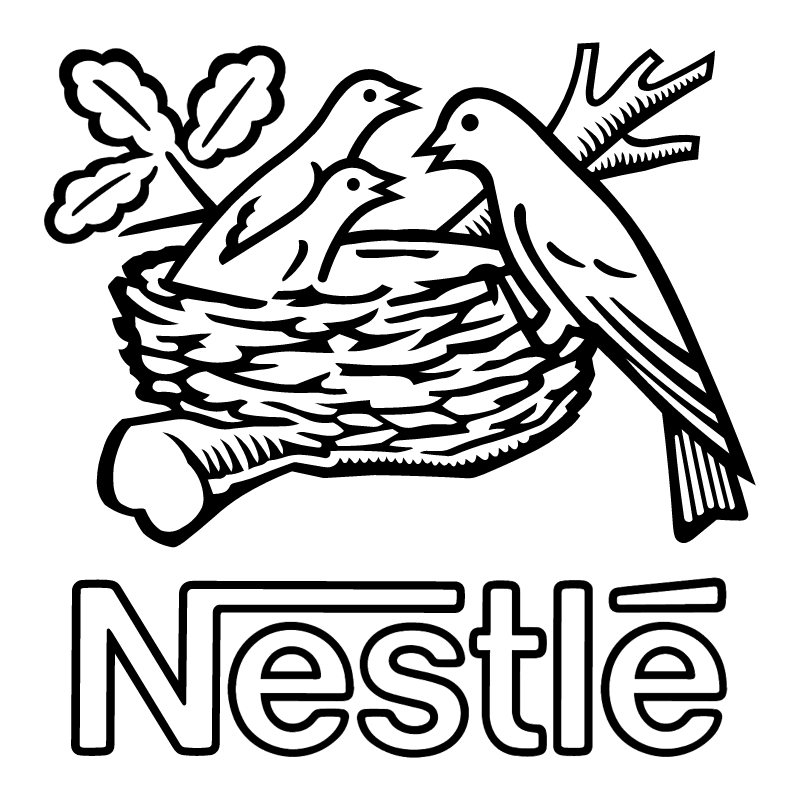 Nestle vector logo